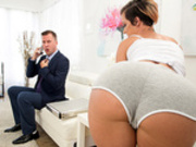 Taking Care Of Businessman Starring Jada Stevens - Brazzers HD