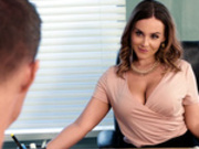 An Aptitude for Ass Starring Natasha Nice - Brazzers HD