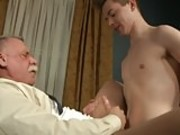 Attraction by youth for two elder men