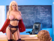 Ms. Shea's Summer School Featuring Nicolette Shea - Brazzers HD