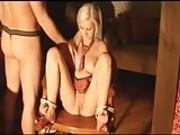 VanessaKiss blowjob bondage