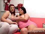 Devon Breeze And Lucy Lane Threesome Action
