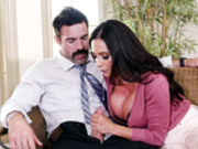 My Son's Teacher Featuring Ariella Ferrera - Brazzers HD