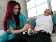 Nurse Titfuck Featuring Brooke Beretta - Monster Curves