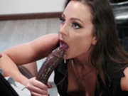 Just Don't Fuck The Boss's Daughter with Abigail Mac and Isiah Maxwell