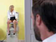 Scanner Scandal Starring Jessa Rhodes and Charles Dera