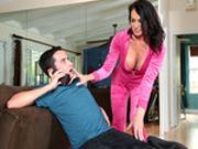 Brazzers HD: I'm A Total MILF! Reagan Foxx and Ricky Spanish