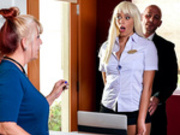 Brazzers HD:  Checking Into Athena Starring Athena Palomino and Johnny Sins