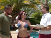 Brazzers HD: Good Ol' Fashioned American Fucking with Monique Alexander
