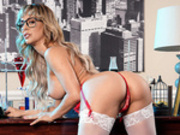 Brazzers HD: The Mad Dr. Deville Starring Cherie Deville and Van Wylde