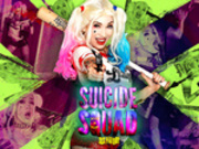 Digital Playground - Suicide Squad XXX Parody - Aria Alexander