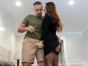 Between A Cock And A Hard Place with Abigail Mac - Real Wife Stories HD