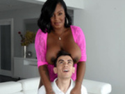 Jordi Gets Layton Starring Layton Benton - Round and Brown HD
