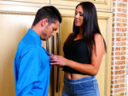 Anna Morna and Tyler Steel in I Have a Wife - Naughty America HD