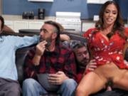 Take A Seat On My Dick 2 - Ariella Ferrera - Brazzers HD