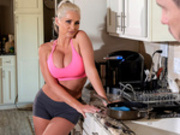 Mommy Always Says Yes Starring Alena Croft - Brazzers HD