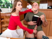 Under The Table 2 - Jill Kassidy - Reality Kings HD