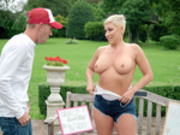 Water Balloon Charity Fuck with Ryan Keely - Brazzers HD