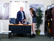 Alex Blake and Sean Lawless in Naughty Office - Naughty America HD
