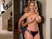 Sneaky Mom 3 Starring Ryan Conner - Brazzers HD