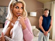 Preppies In Pantyhose: Part 3 - Bridgette B - Brazzers HD