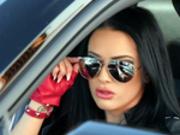 Drive Me Wild Featuring Katrina Jade - Brazzers HD