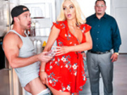 Kitchen Cockfidential Featuring Nicolette Shea - RealityKings HD