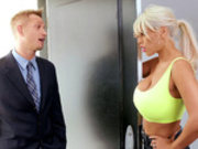 Banging My Husband's Boss with Bridgette B - Brazzers HD