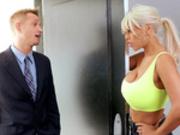 Banging My Husband's Boss with Bridgette B - Brazzers HD