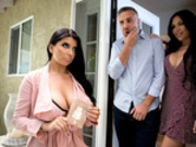The Other Woman Starring Romi Rain - Brazzers HD