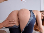 Blue Jean Creamer with Scarlet Johnson - Reality Kings HD
