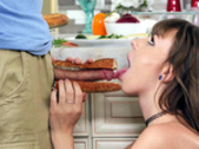 Making Him A Foot Long with Alex Blake - Reality Kings HD