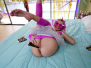 Breaking in the New Year with Chloe Temple - Dont Break Me HD