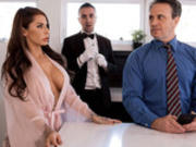 The Butler Did It Starring Madison Ivy - Real Wife Stories HD