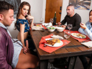 My Daughters New Boyfriend Starring Krissy Lynn and Kimmy Granger - Reality Kings HD