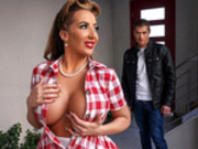 Boning The Bad Boyfriend Starring Richelle Ryan - Brazzers HD