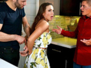Horny and Dangerous: Stolen Identity with Abigail Mac - Real Wife Stories HD