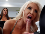 Brazzers HD: I Don't Know Her with Lela Star and Nicolette Shea