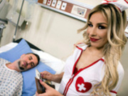 Brazzers HD: Knobbing The Naughty Nurse - Carmen Caliente - Doctor Adventures HD