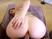 Milf Chanel Preston takes it in the ass by her stepson