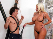 Bound By Shea Featuring Nicolette Shea - Milf Hunter HD
