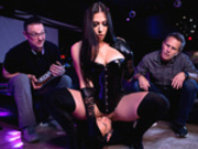 Total Domme-ination Featuring Rachel Starr - Brazzers HD