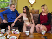 The Perfect Host Starring Cathy Heaven - Brazzers Exxtra HD