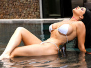 Pounded By The Pool Starring Romi Rain - Brazzers Exxtra HD