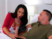 Bed Ridden Starring Rita Daniels and Keiran Lee - Brazzers HD