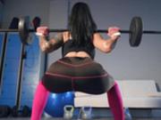 Post Workout Rubdown Featuring Katrina Jade - Brazzers HD