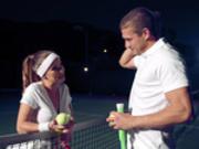 Tennis Titties Featuring Megan Rain - Reality Kings HD