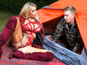 Fucking Season In The Backcountry Starring Alice Judge - Brazzers HD
