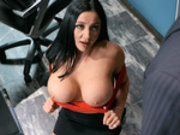 Emergency Dick Distraction Featuring Audrey Bitoni - Brazzers HD