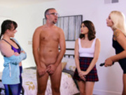 Truth Or Bare? Featuring Liv Wild - Brazzers HD